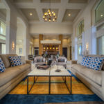 Interior Shot of Amenity Center at Dolce Living Rosenberg, Sovereign Properties
