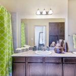 Interior Shot of Bathroom at Regalia Mansfield, Sovereign Properties