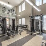 Interior Shot of Community Gym at Regalia Bella Terra, Sovereign Properties