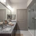 Interior Shot of Bathroom at Regalia Bella Terra, Sovereign Properties